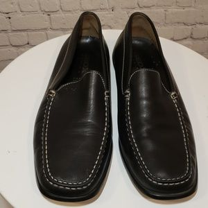GEOX  RESPIRA Leather moccasins